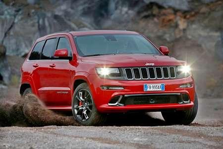 В России отзывают глючные автомобили Jeep и Chrysler