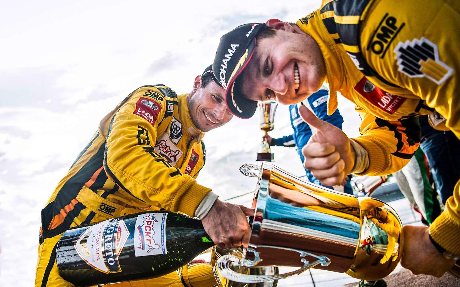 Российская серия кольцевых гонок: допоследней капли— фото 657862