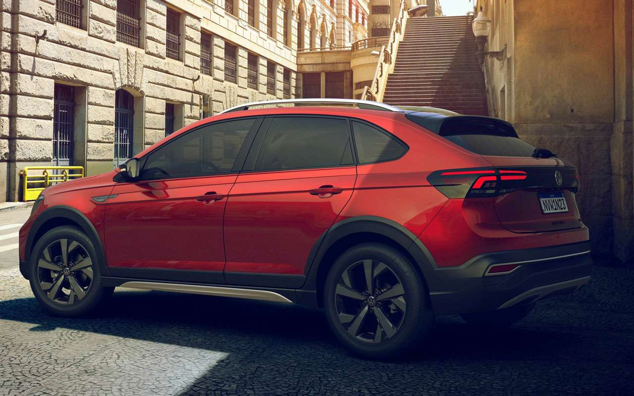 Кросс-купе набазе VWPolo— впродаже осенью— фото 1231946