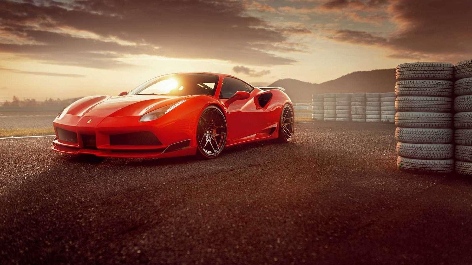 Кто это купит?! 22штуки— тираж совсем уже сумасшедших Ferrari— фото 759954