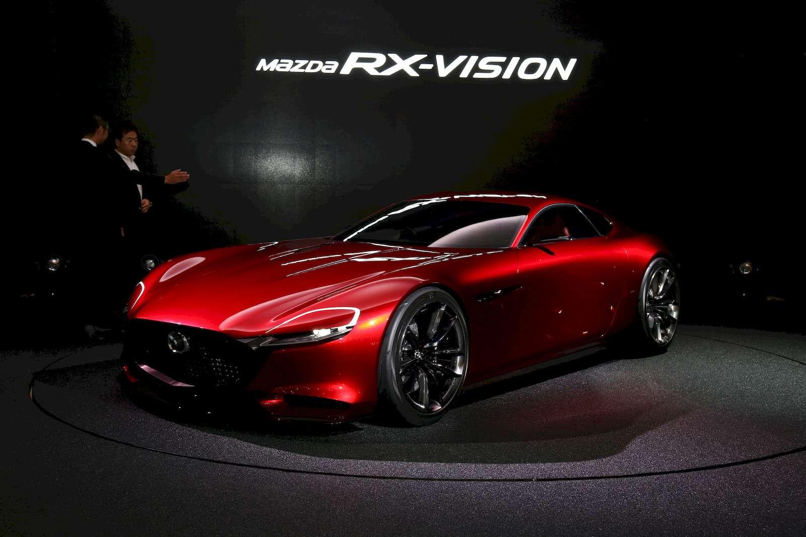 Больше света: Mazda представила обновленную дизайн-концепцию— фото 808872