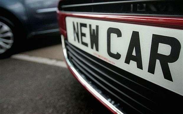 no copyright new car sales