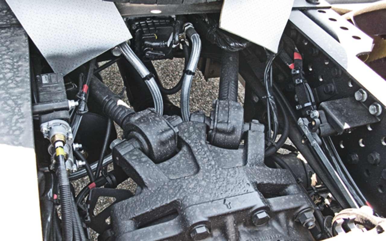 КАМАЗ пятого поколения— подробный обзор— фото 1254156