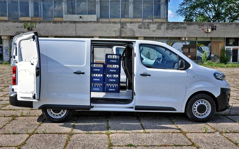 Peugeot Expert иCitroen Jumpy