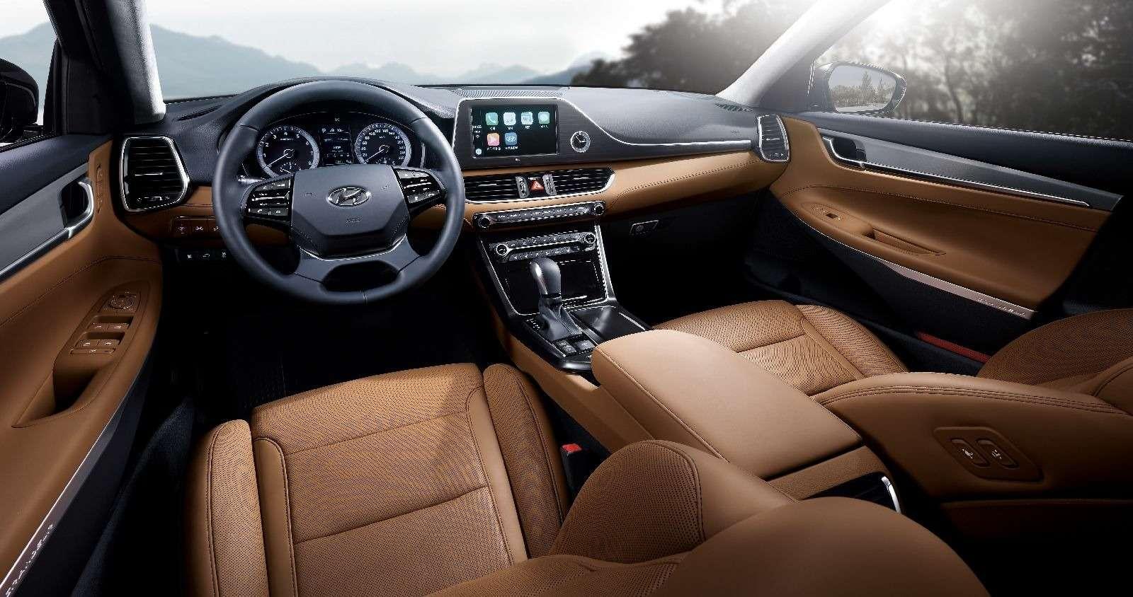 Hyundai может привезти вРоссию большой седан— фото 839185
