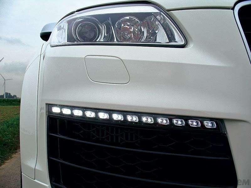 Высший класс Audi Q7V12TDI Quattro: Всё, кроме скромности— фото 91368