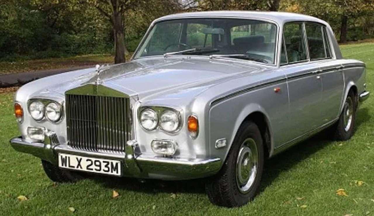 Королевские машины Queen— коллекция Фредди Меркьюри— фото 1036391