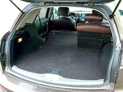 Тест Infiniti FX45, BMW X6: Позакону альбиносов, или Приятные исключения— фото 89559
