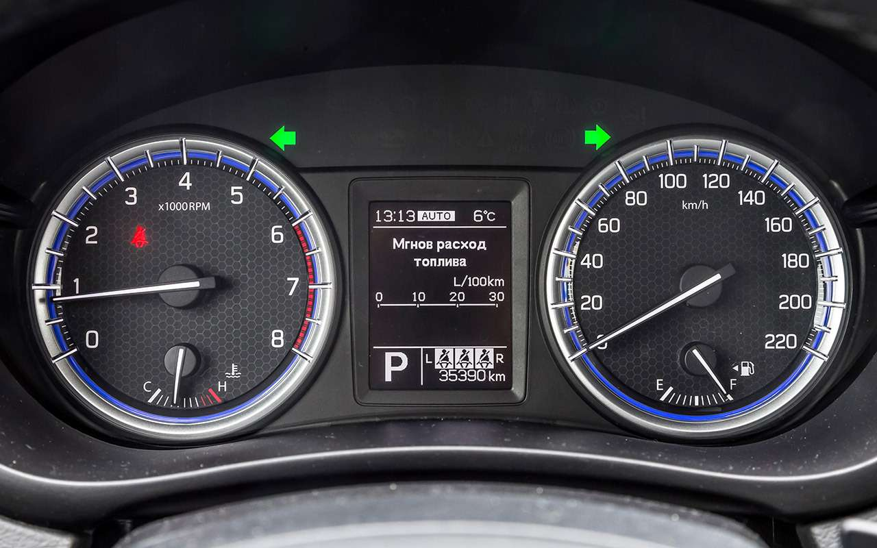 Большой тест кроссоверов: Nissan Qashqai, Mitsubishi ASX иSuzuki SX4— фото 978200