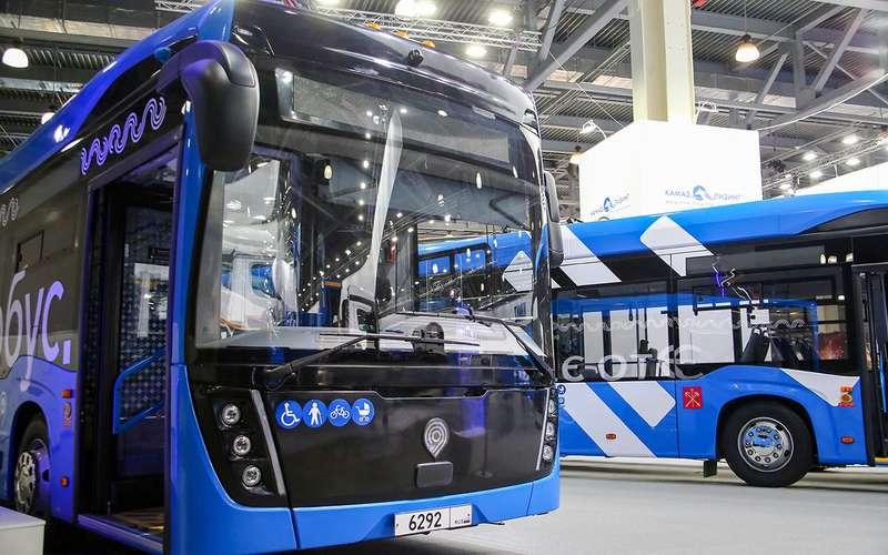 КАМАЗ-6292— лучший большой автобус 2021