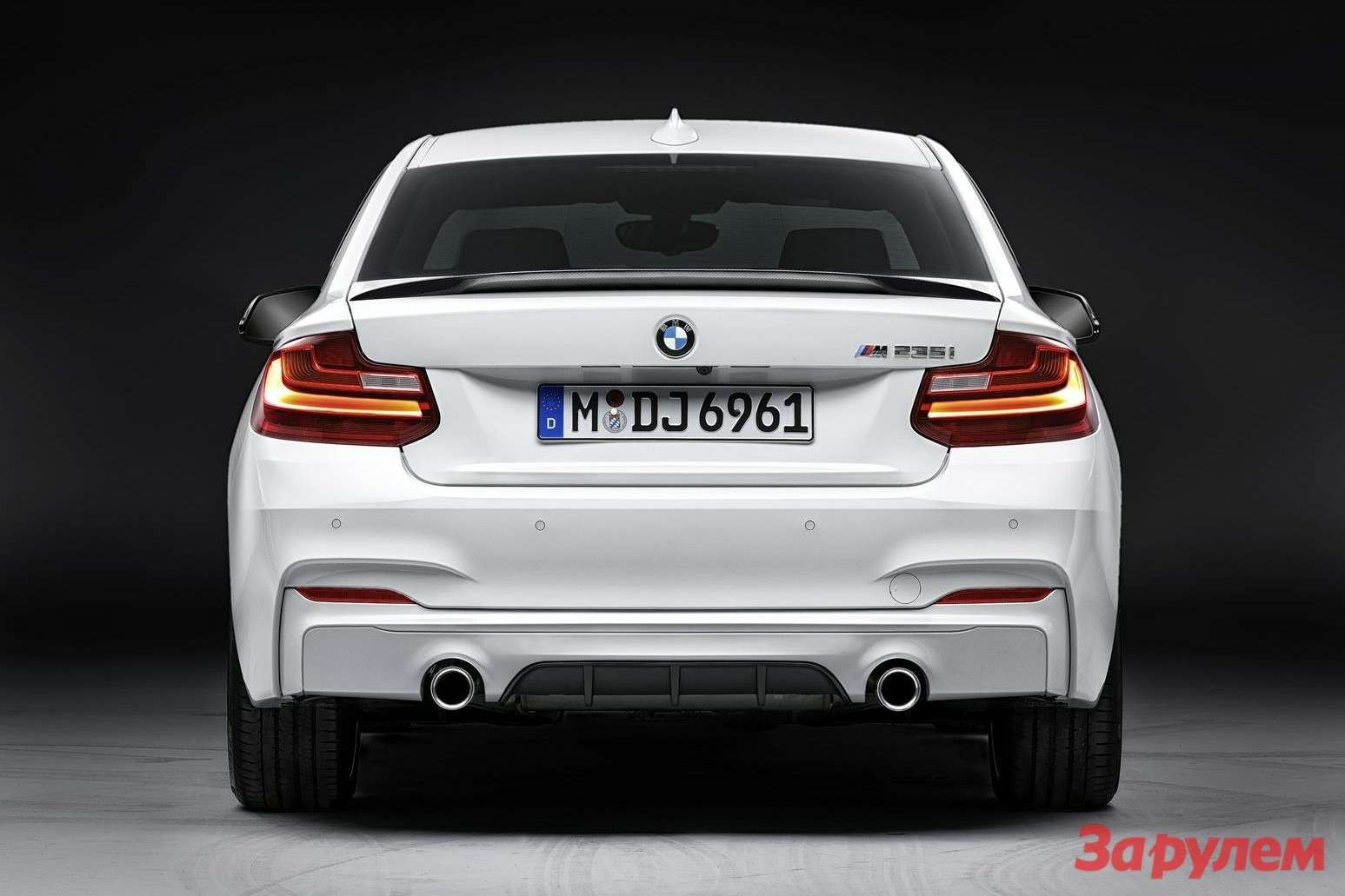 BMW M235i M Performance Parts