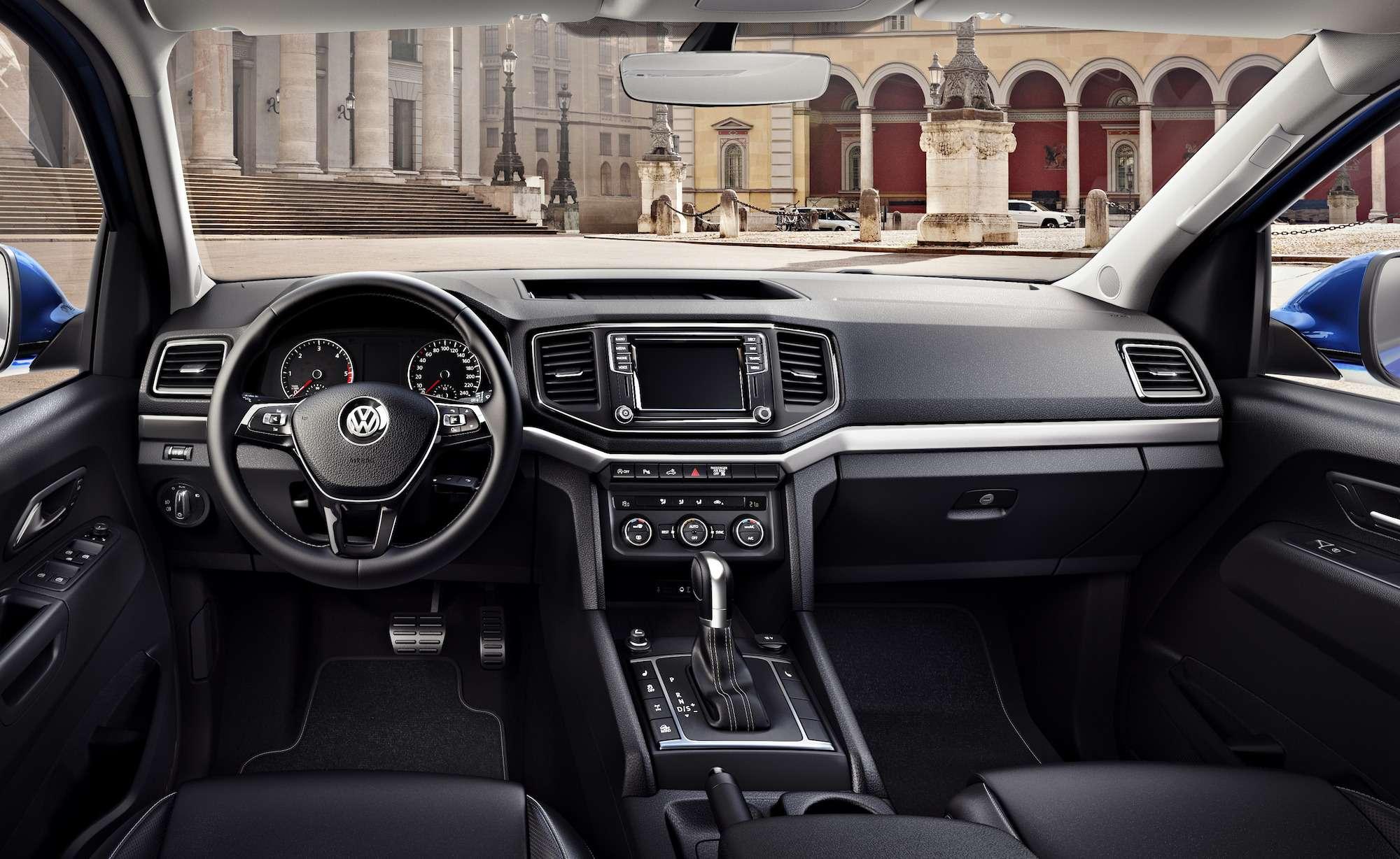 Volkswagen Amarok V6TDI— царь горы— фото 776555