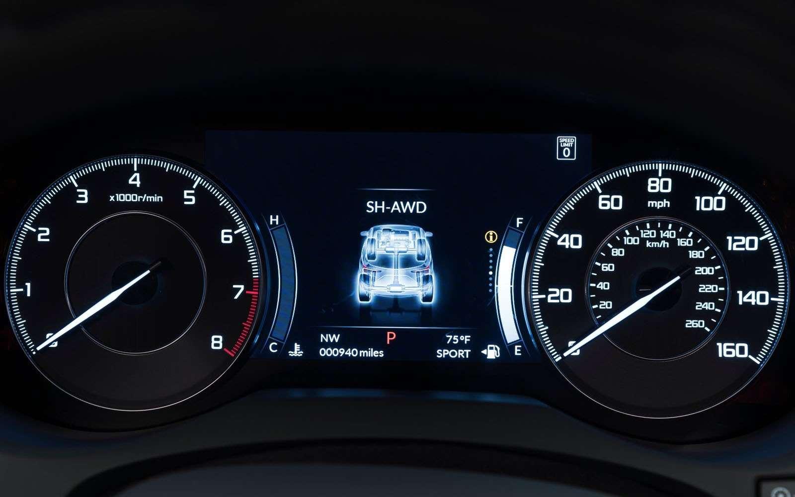 Новая Acura RDX: везите кнам еескорей!— фото 836445