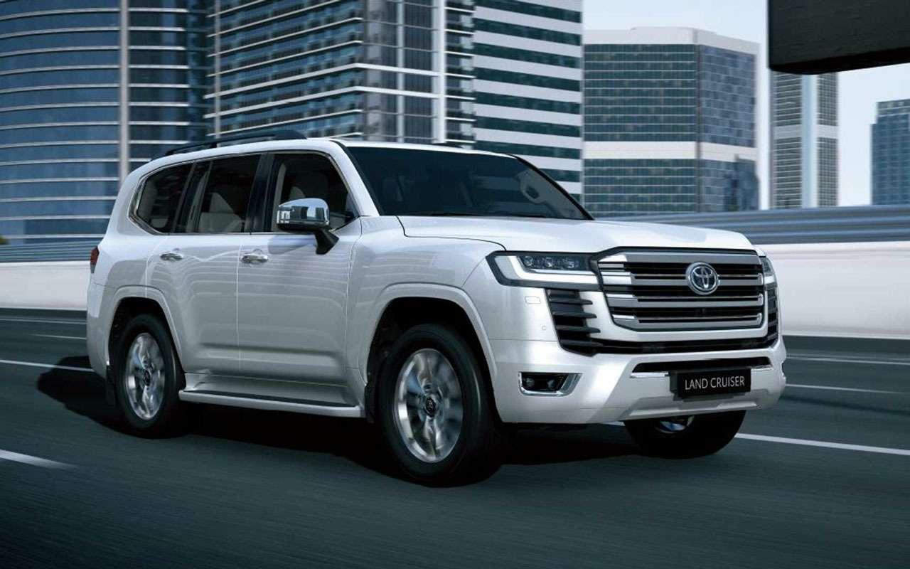 """«Подумал, очередной »китаец""""»— как приняли новый Toyota Land Cruiser— фото 1252899"""