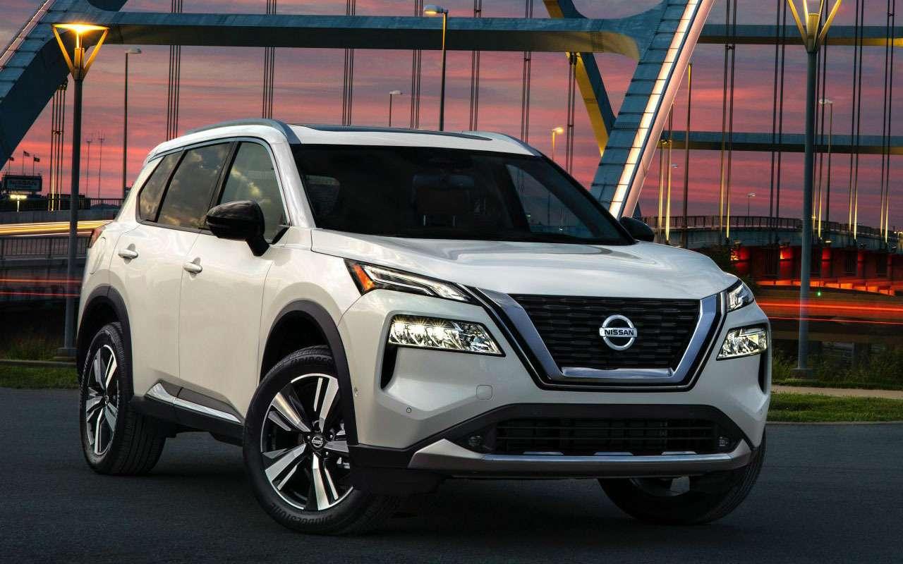 Новый Nissan X-Trail - началось производство - фото 1169927