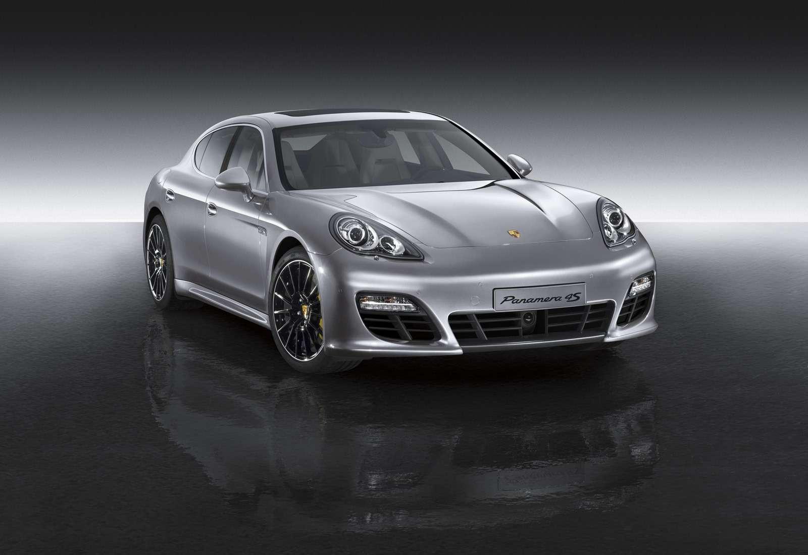 Новую Porsche Panamera показали российским СМИ— фото 630870