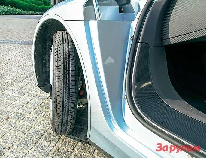 Сверхэкономичные Volkswagen: пол-литра набрата— фото 258288