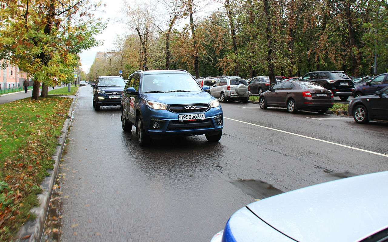 Марш-бросок через пол-России: инспекция «Зарулем»— фото 911136