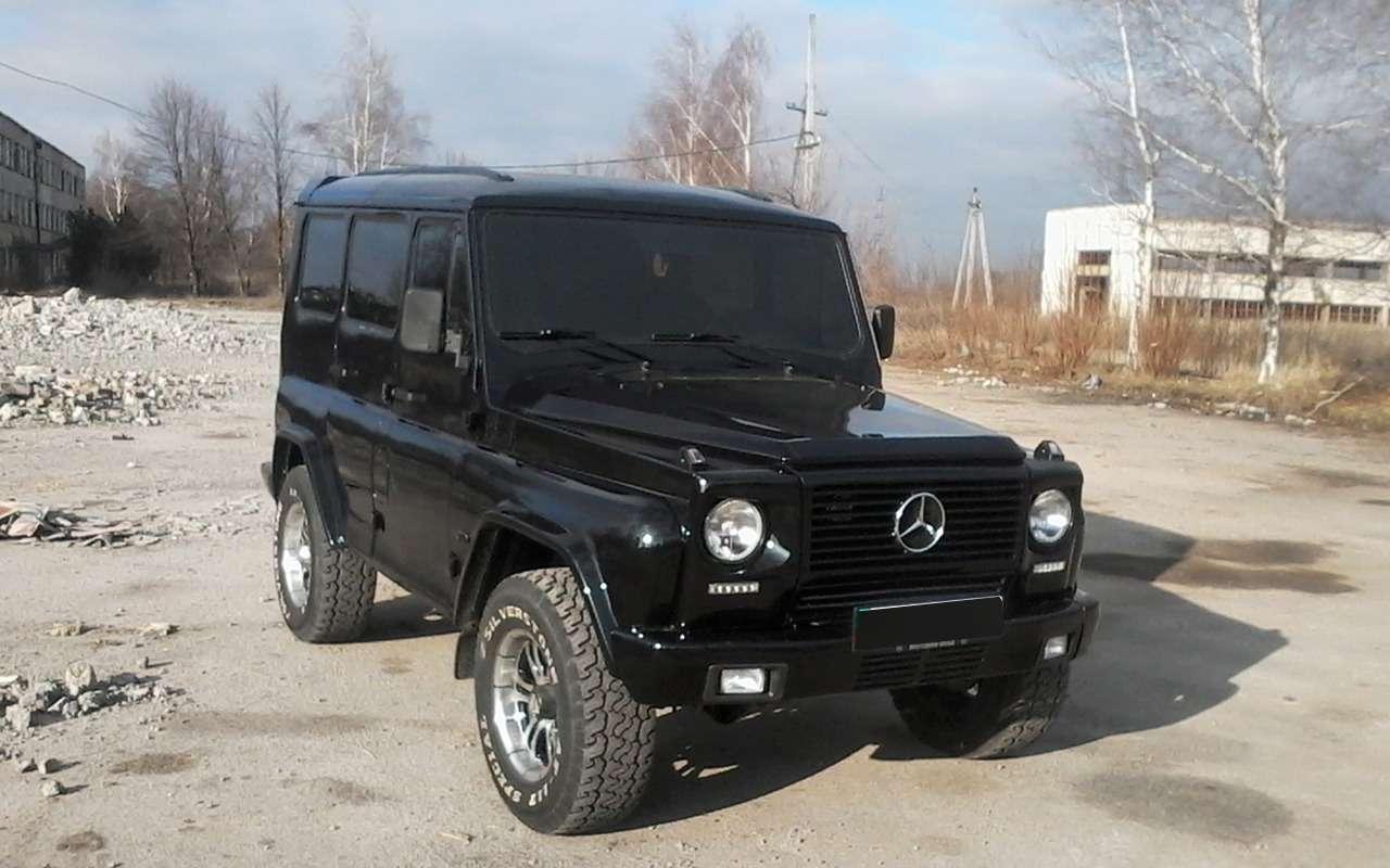 тюнинг УАЗ-3151