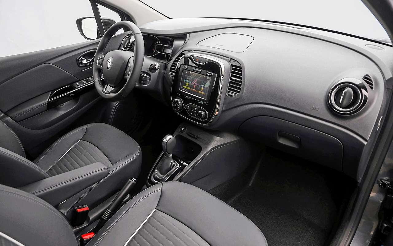 Большой тест кроссоверов: обновленный Ford EcoSport иконкуренты— фото 911207