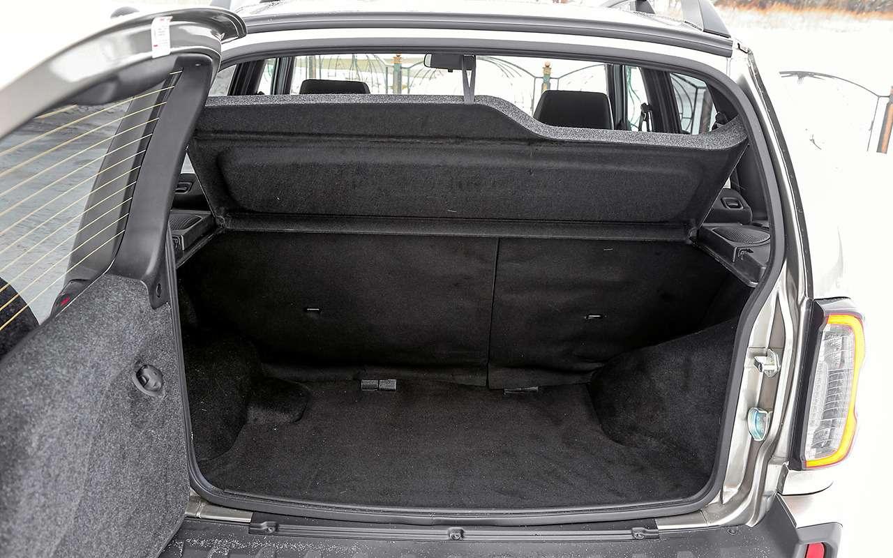 Lada Niva Travel— очень подробный тест— фото 1229363