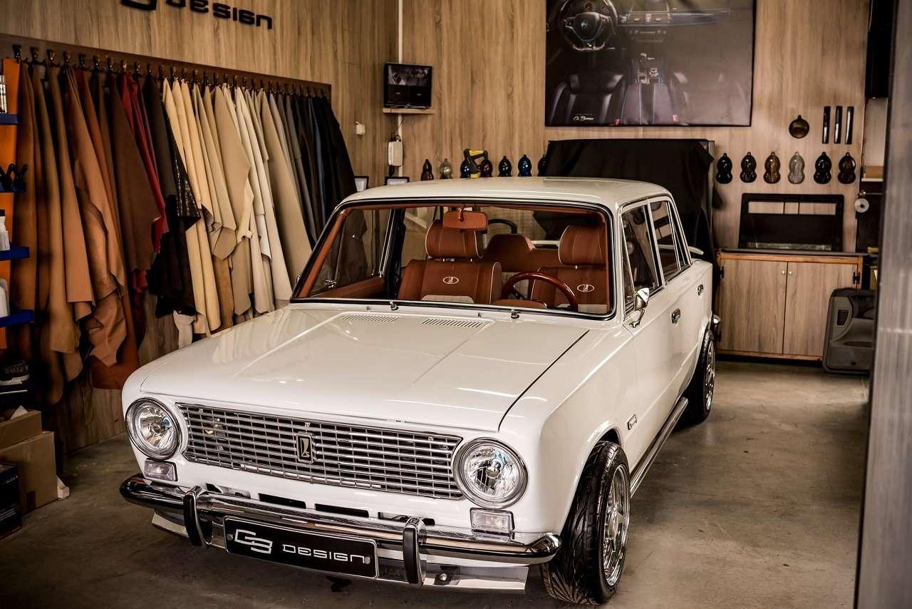 ВБолгарии собрали эффектный ВАЗ-2101к юбилею модели