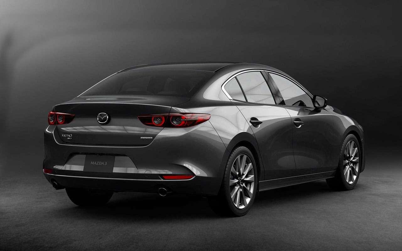 Новая Mazda 3: изменилось всё!— фото 926874