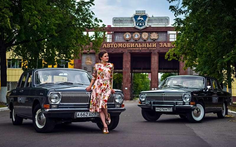 1000км на24-х Волгах: ретропробег Москва— Нижний Новгород