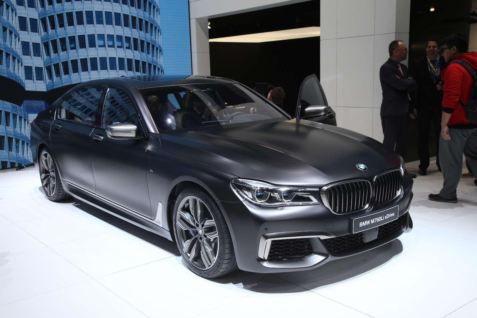 BMWM760