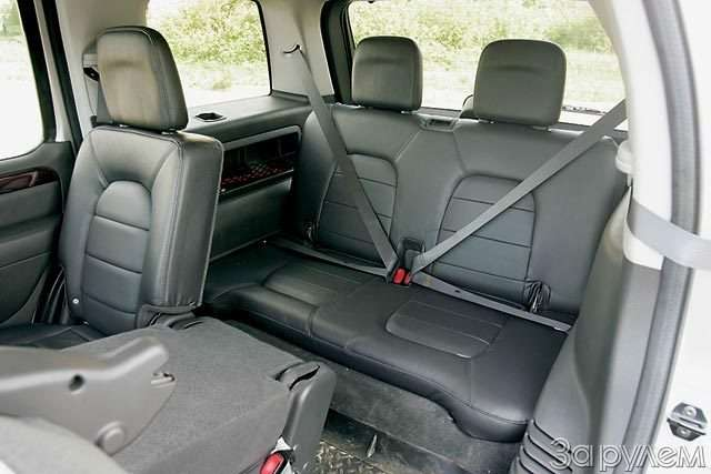 Тест Ford Explorer, Mitsubishi Pajero, Nissan Pathfinder. Ровесники века— фото 57032