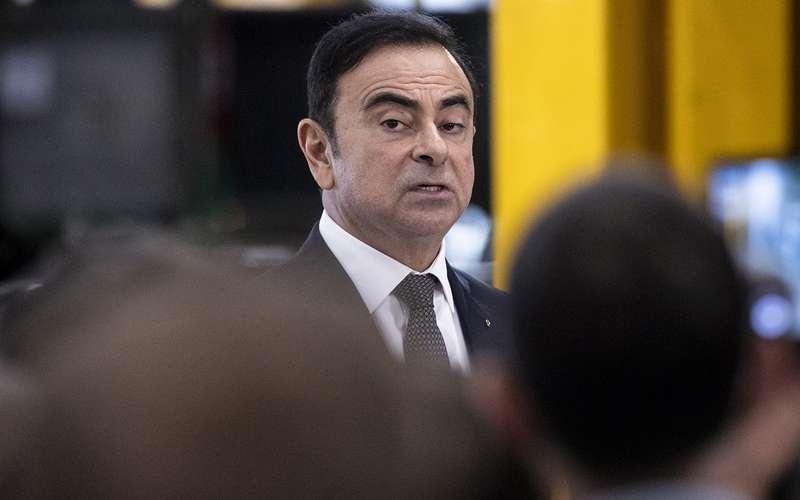 Очередное обвинение: экс-глава Renault-Nissan обманул инвесторов