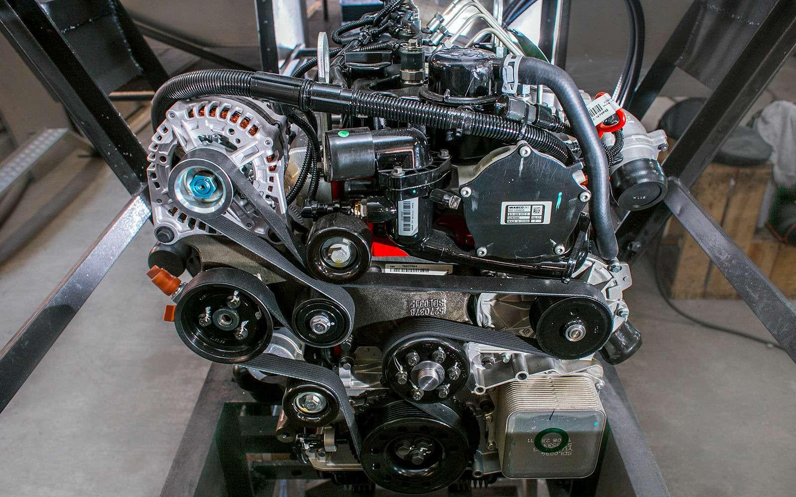 Вездеход «Бурлак»: лучшая машина дляснежных пустынь— фото 1001858