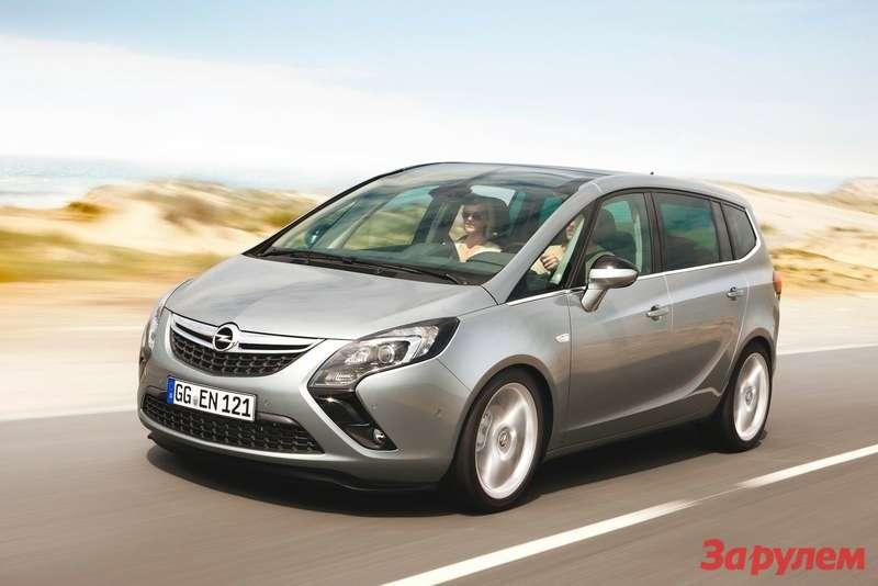 Opel Zafira Tourer 2012 1600x1200 wallpaper 05