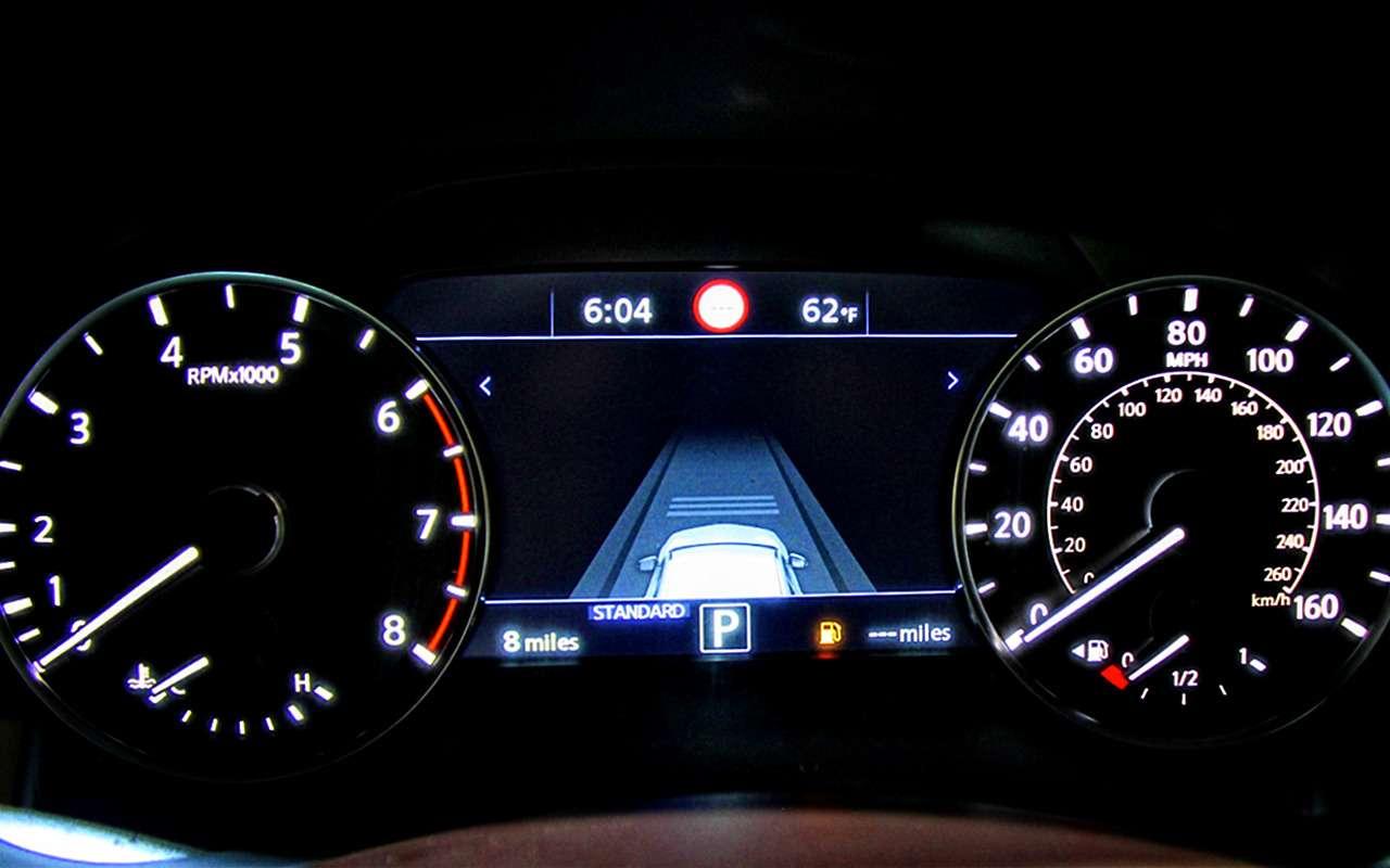 Infiniti показала главный автомобиль всвоей истории— новый QX50— фото 821341