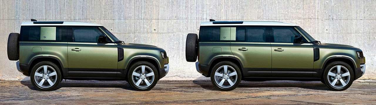 Новый Land Rover Defender: перечисляем главные отличия— фото 998221