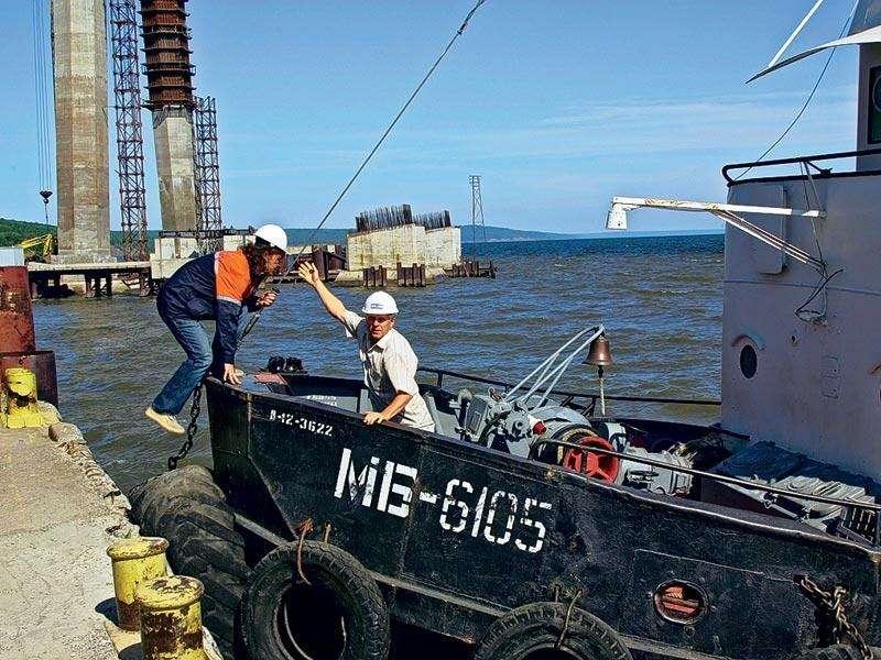 Профессия строитель мостов: соединить два берега— фото 89928