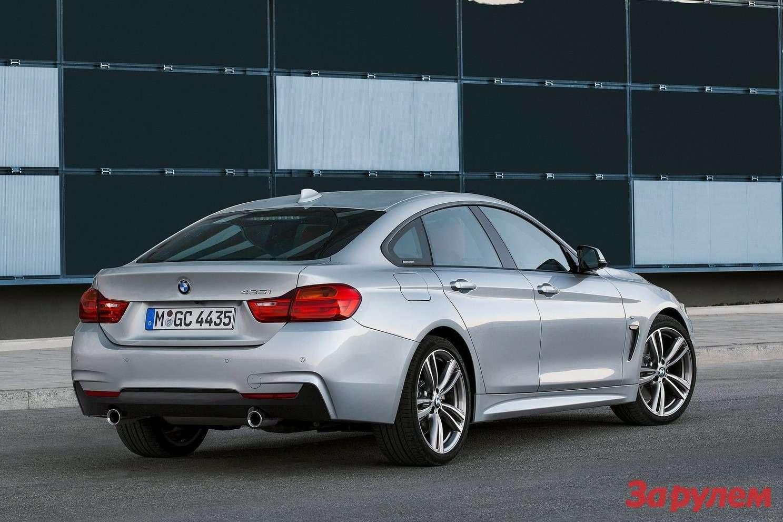 BMW4-й серии Gran Coupe