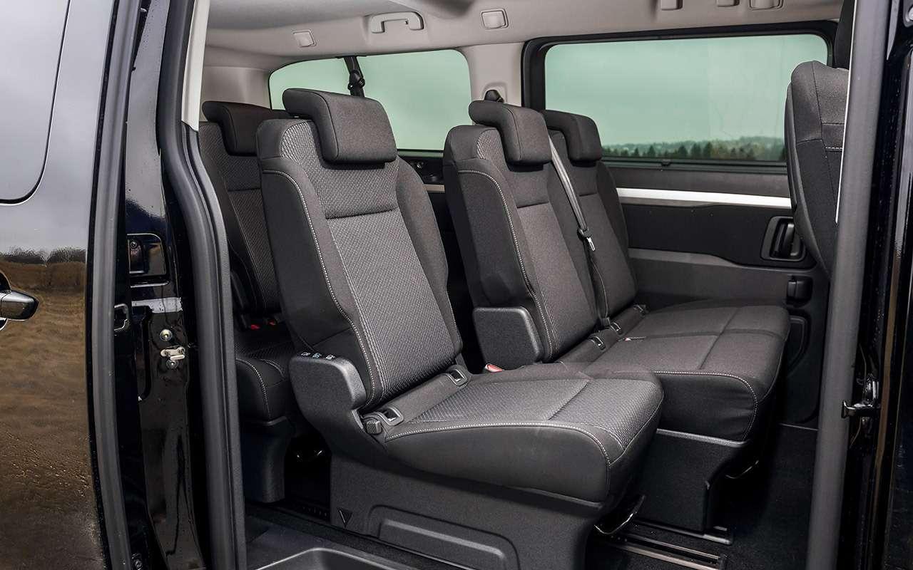 Peugeot Traveller сполным приводом: тест-драйв набездорожье— фото 1075778