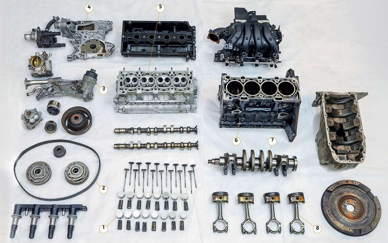 Chevrolet Aveo после 170000км: детальный разбор (+видео)— фото 1086019