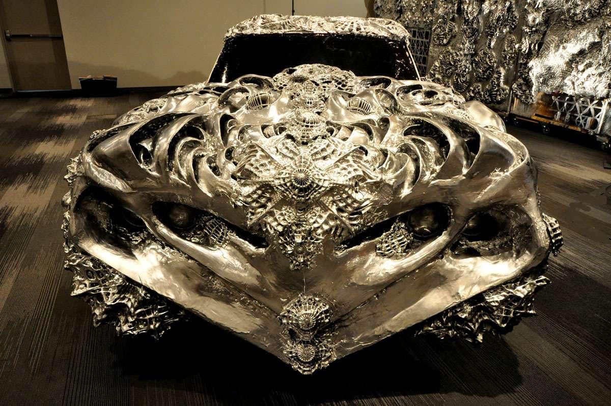 Автомобиль-ужас из3D-принтера: распечатал ипродал— фото 695702