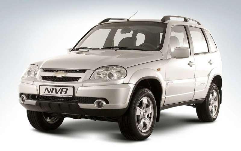 Цены наLada (Chevrolet) Niva снова повысили