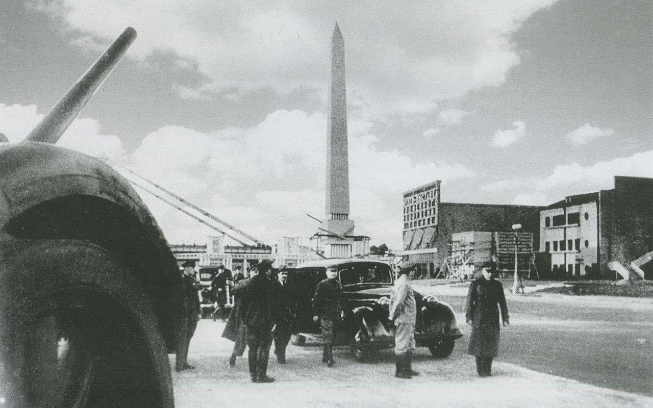 Packard Twelve: любимая машина Сталина— фото 1227313