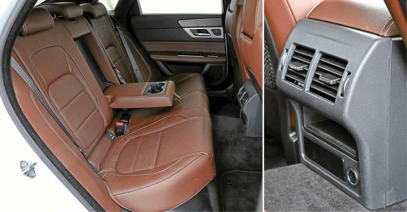 Схватка бизнес-седанов: новый Jaguar XFпротив Infiniti Q70и Cadillac CTS— фото 574926