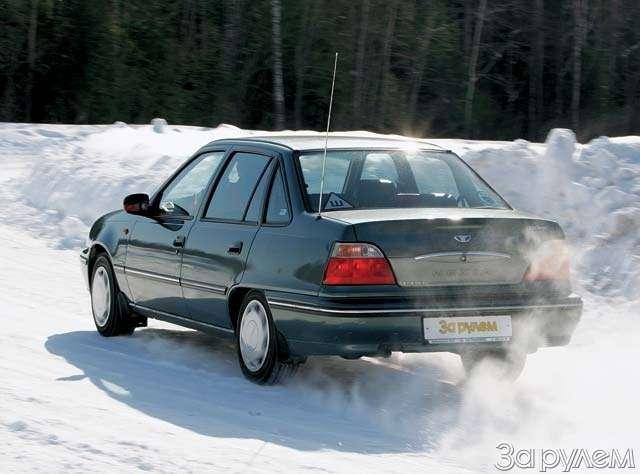 Тест Renault Logan, Lada Kalina, Lada 110, Daewoo Nexia, Chevrolet Lanos. Сделано вСССР— фото 64322