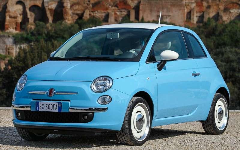 Fiat 500, 2007-н.в.