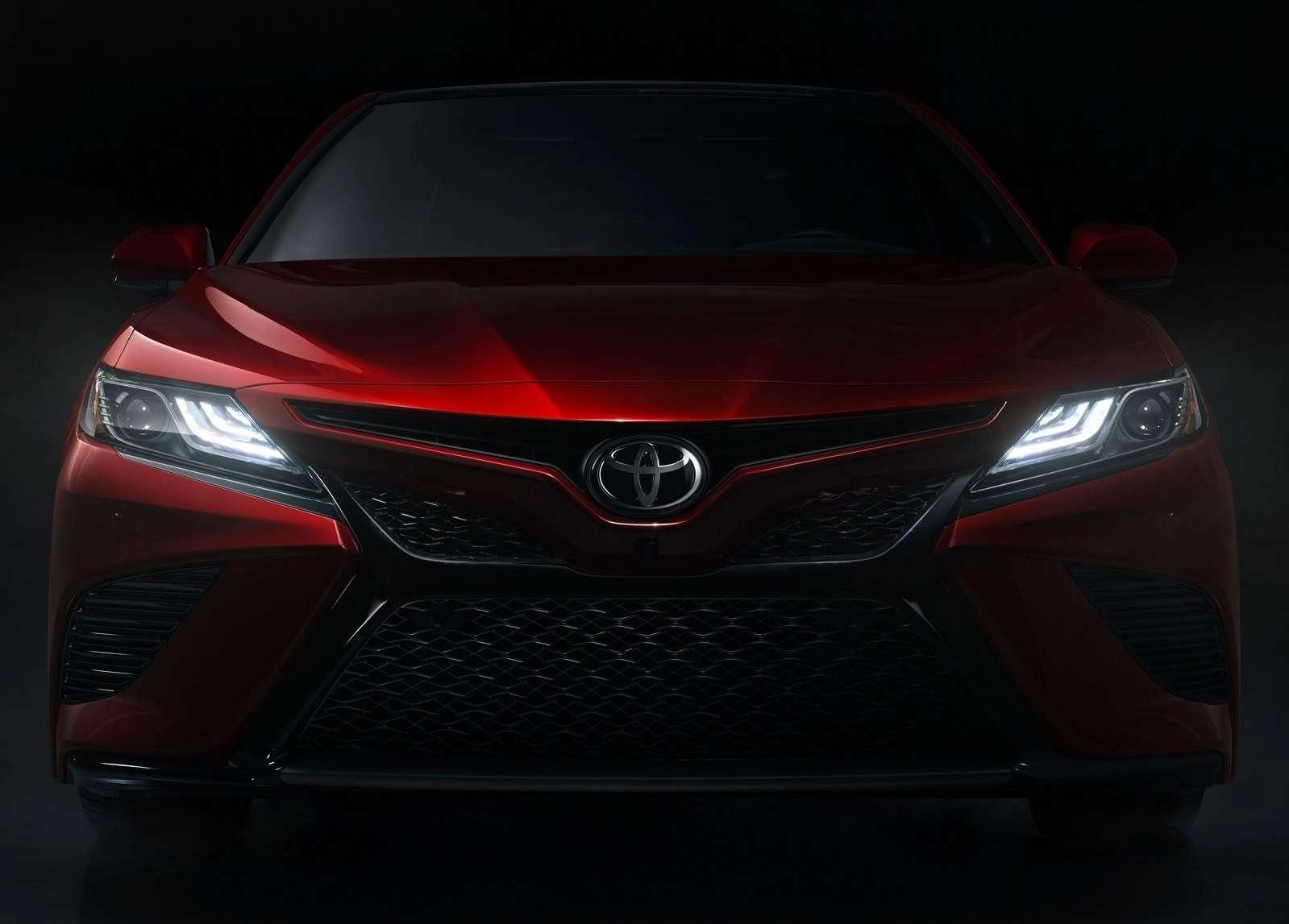 Встречайте: новая Toyota Camry!— фото 690540
