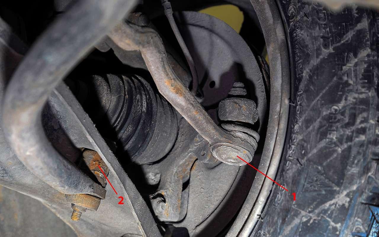 Всепроблемы Лады Ларгус после 124 тыс. км: проедет еще столько же!— фото 976291