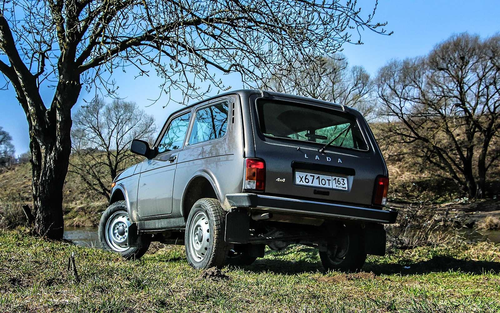 Lada 4x4: есть ли жизнь после сорока?— фото 738059