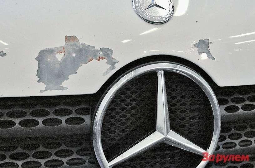 Подсколами краски— противостоящие коррозии слои покрытия...