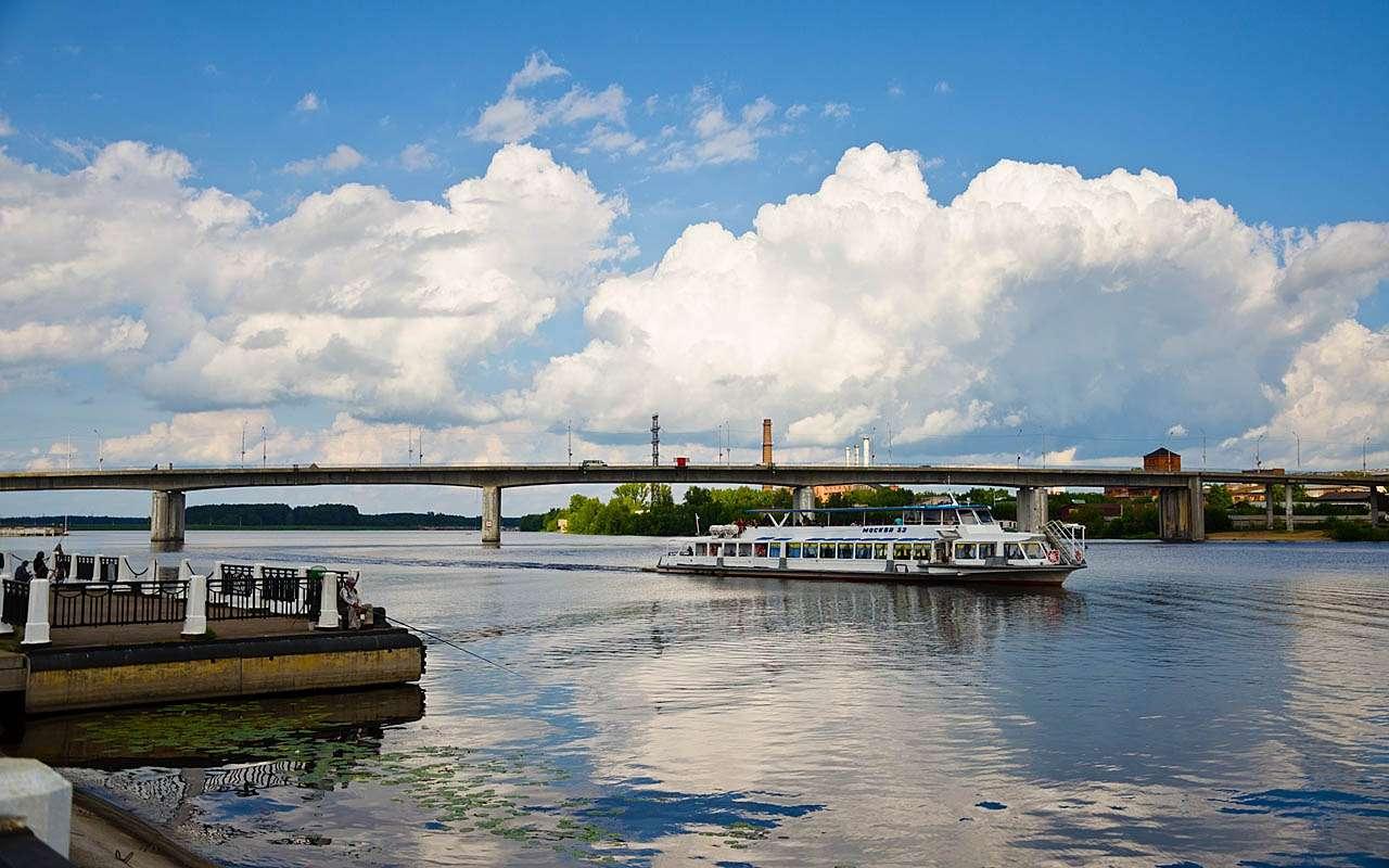 В государыню Кострому наШкоде Кодиак— фото 818297